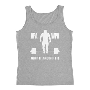 APA Grip it and Rip it Ladies' Tank