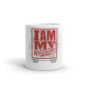 I Am My Motivation - Mug