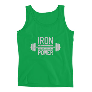 Iron Will - Iron Power Ladies' Tank