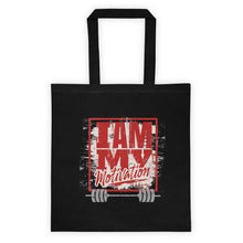 I Am My Motivation - Gym Tote bag