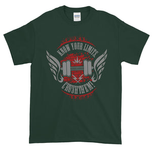 Know Your Limits And Crush Them T-Shirt