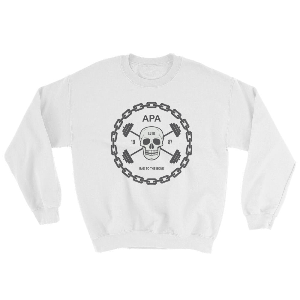 APA Bad To The Bone Sweatshirt