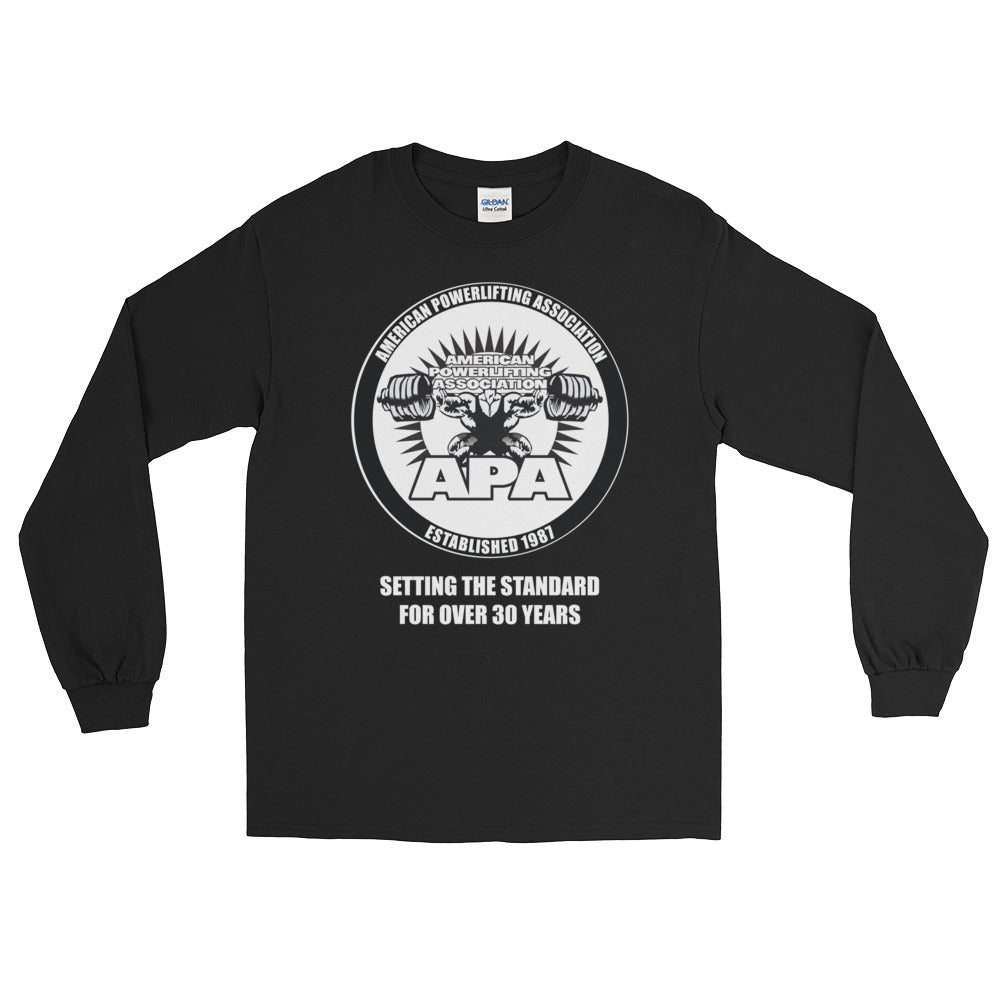 APA Setting the Standard for Over 30 Years Long Sleeve T-Shirt