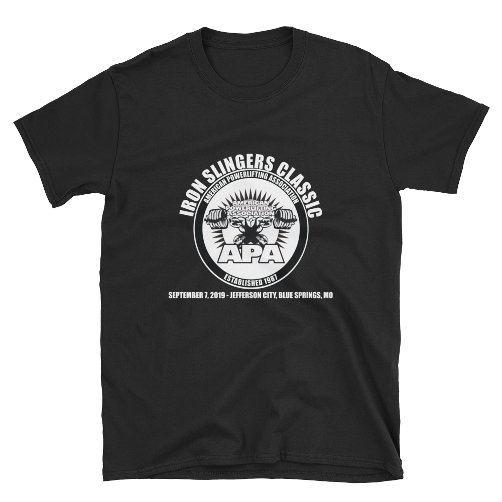 2019 Iron Slingers Classic Meet T-Shirt