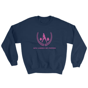 APA Ladies Of Power Sweatshirt