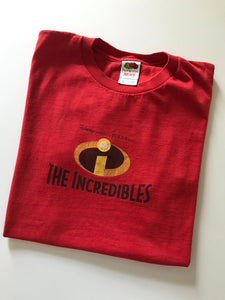 Incredibles Movie Promo Tee