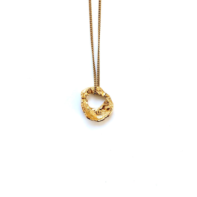 Noa gold necklace