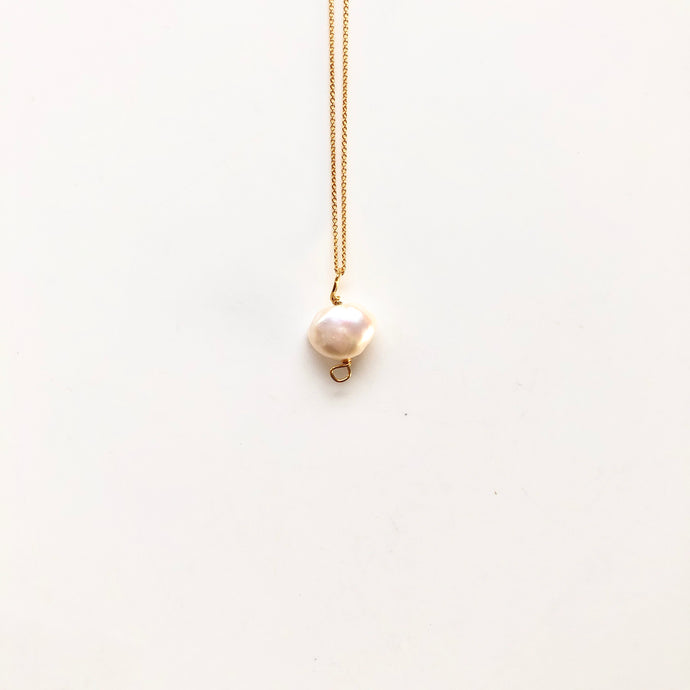 Treasure gold Necklace