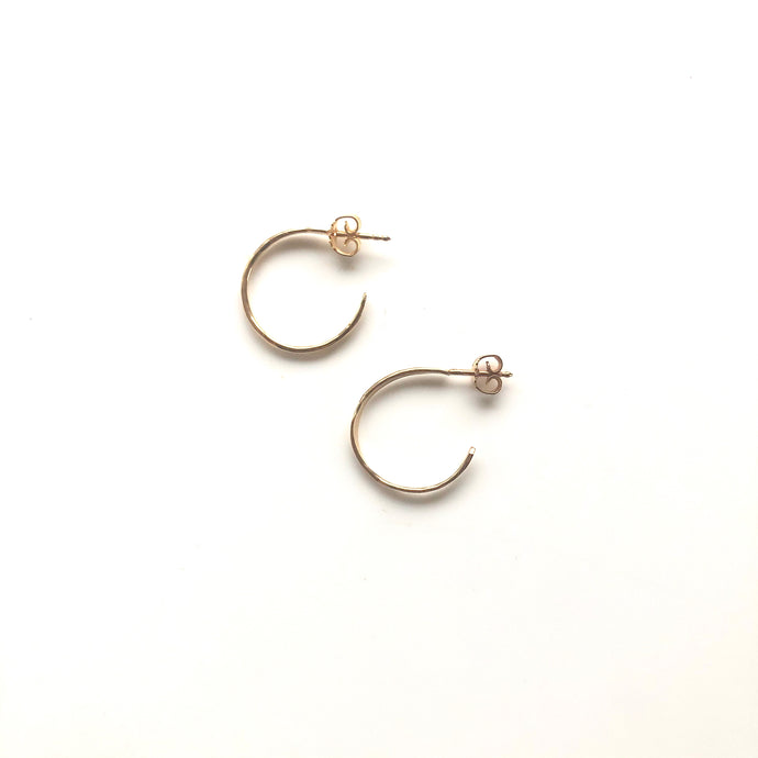 Jenno gold hoops
