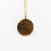 Tassi gold necklace