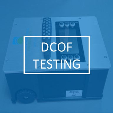 DCOF Dynamic Coefficient of Friction Acutest ANSI Slip Testing