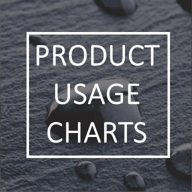 Product Usage and Perfromance Charts ASTM Test Tile and Natural Stone