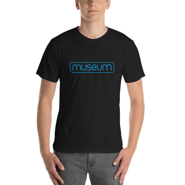 Museum Logo -  Men's T-Shirt