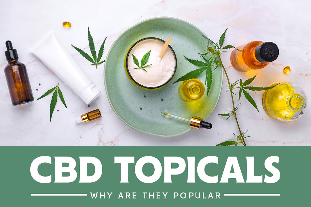 CBD Topicals: Benefits and Uses