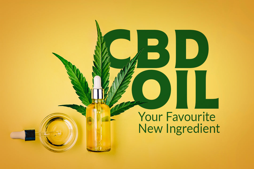 Cooking with CBD oil 101