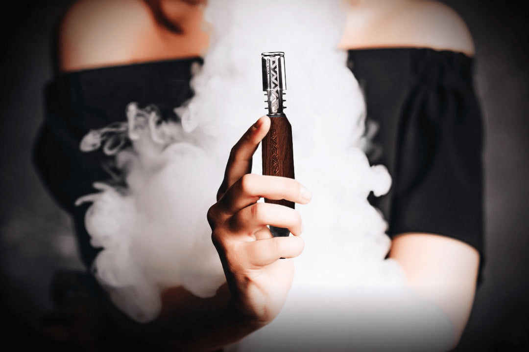 What Is Vaping Cannabis? (Is it better than smoking?) Vaping products for sale in UK and Online HempElf