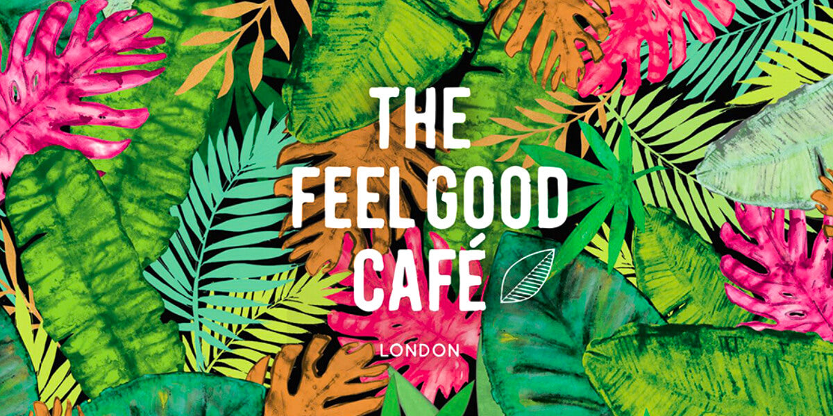The Feels Good Cafe London UK - Best UK Restaurants Serving Up CBD - HempElf UK - Buy Online Top Cannabis and CBD Products