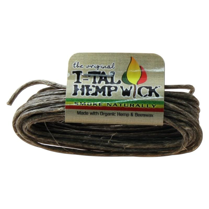 I-Tal hemp wick large uk cbd hemp