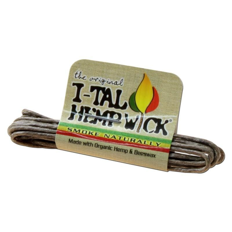 I-Tal Hemp wick small uk cbd