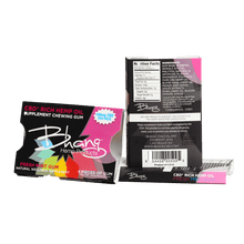 CBD Chewing gum UK bhang