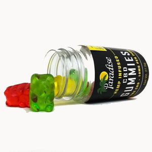 10 CBD Gummies by Paradise Candy