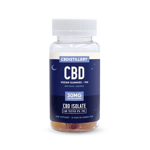 30mg Night Time CBD Gummies UK |25 Count