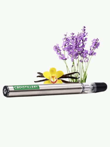 200mg Lavender Vanilla Disposable CBD Vape Pen UK