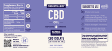 5000MG CBD OIL UK| THC-FREE
