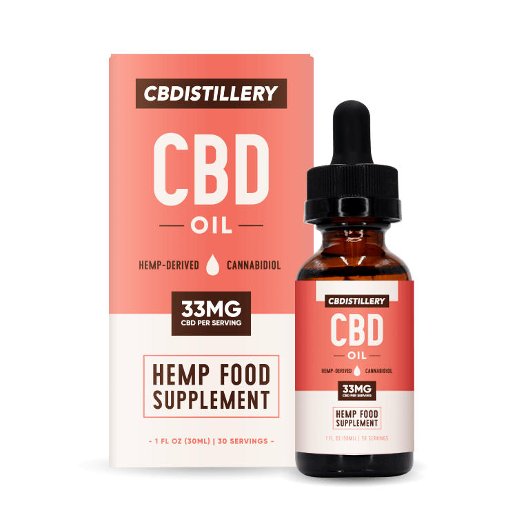 1000mg 30ml Broad Spectrum CBD Oil UK