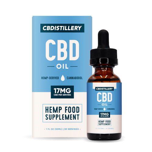 500mg 30ml Broad Spectrum CBD Oil UK