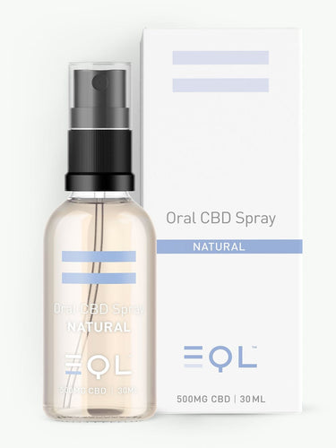 500mg Broad Spectrum CBD Oil Spray UK | Natural