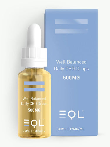 500mg Broad Spectrum CBD Oil UK