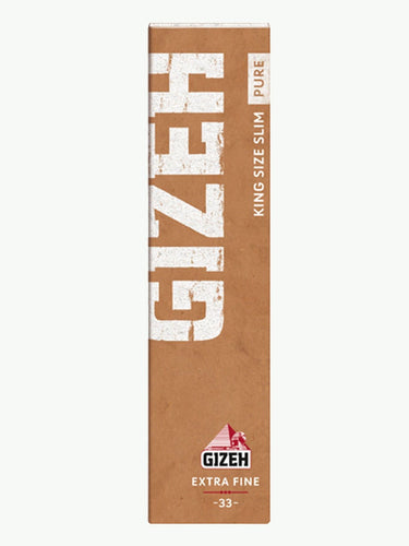 GIZEH Pure Extra Fine Rolling Papers UK | Made From Hemp