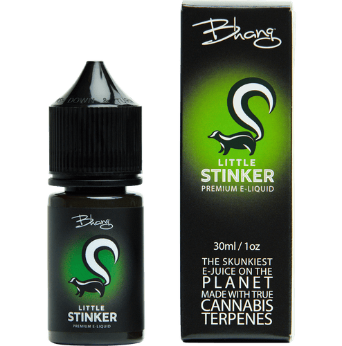 Little Stinker Vape Juice | Real Cannabis Derived Terpenes