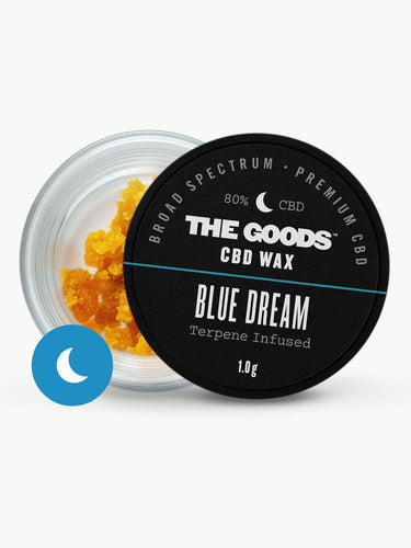 BLUE DREAM CBD WAX CRUMBLE UK