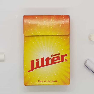 Jilter UK filter cannabis joint weed healthy better for you tobacco