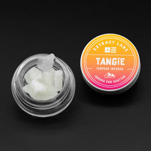 CBD ISOLATE SHATTER UK TANGIE Europe Hemp Elf Buy and Order Online with Free Shipping