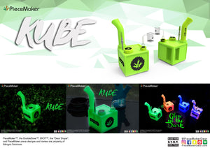 Silicone Square Rig, Kube by PieceMaker