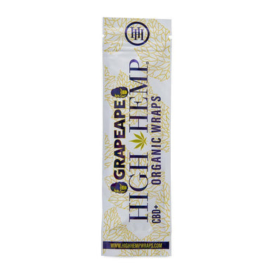 High Hemp Wraps Grapeape