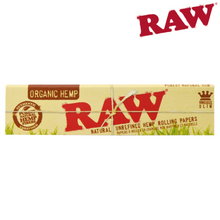 RAW ORGANIC HEMP KS SLIM
