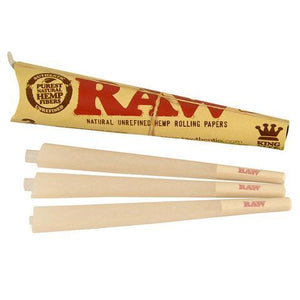 RAW CONE KING SIZE