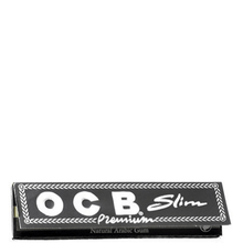 OCB Premium Slim Rolling Papers 1-1/4