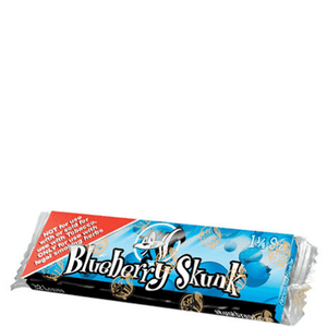 Skunk Hemp 1 1/4 Rolling Paper BLUEBERRY
