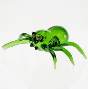 Glass Spider Pipe