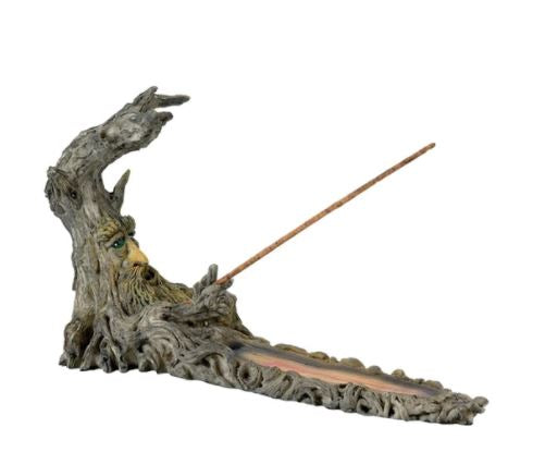 LONG BRANCH TREE MAN INCENSE BURNER