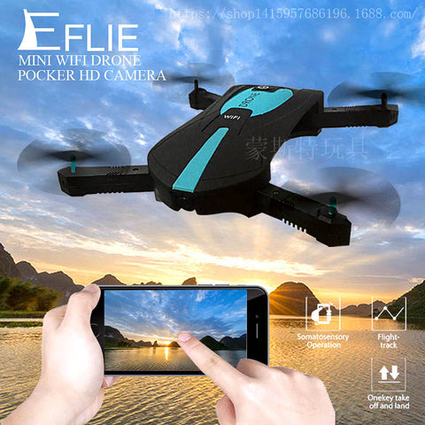 ✺Quadcopter Mini- foldable Selfie Drone✺