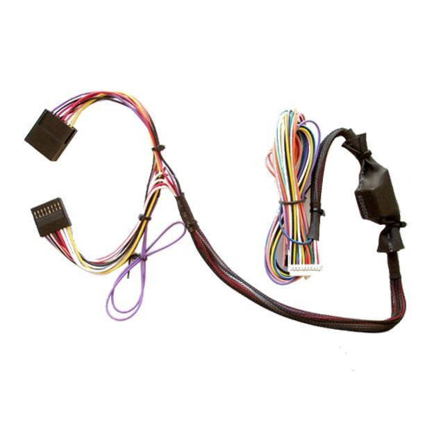 directed electronics chrysler mux style t harness for xk09 Motorcycle Wiring Harness