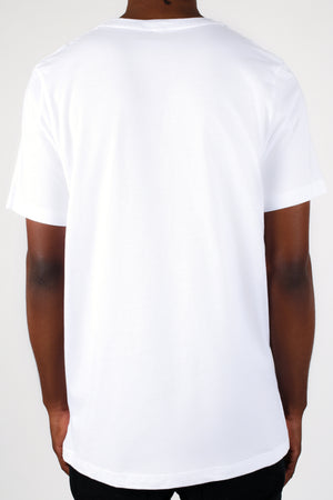 Gxng Short Sleeve Tee - White