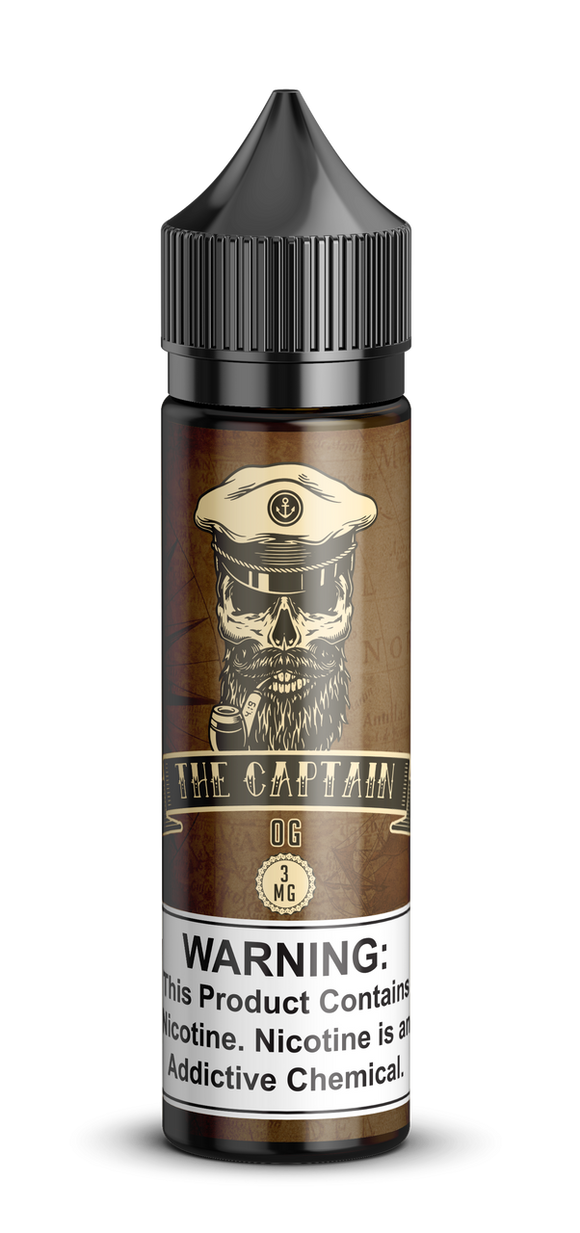 The captain – OG - 60ml