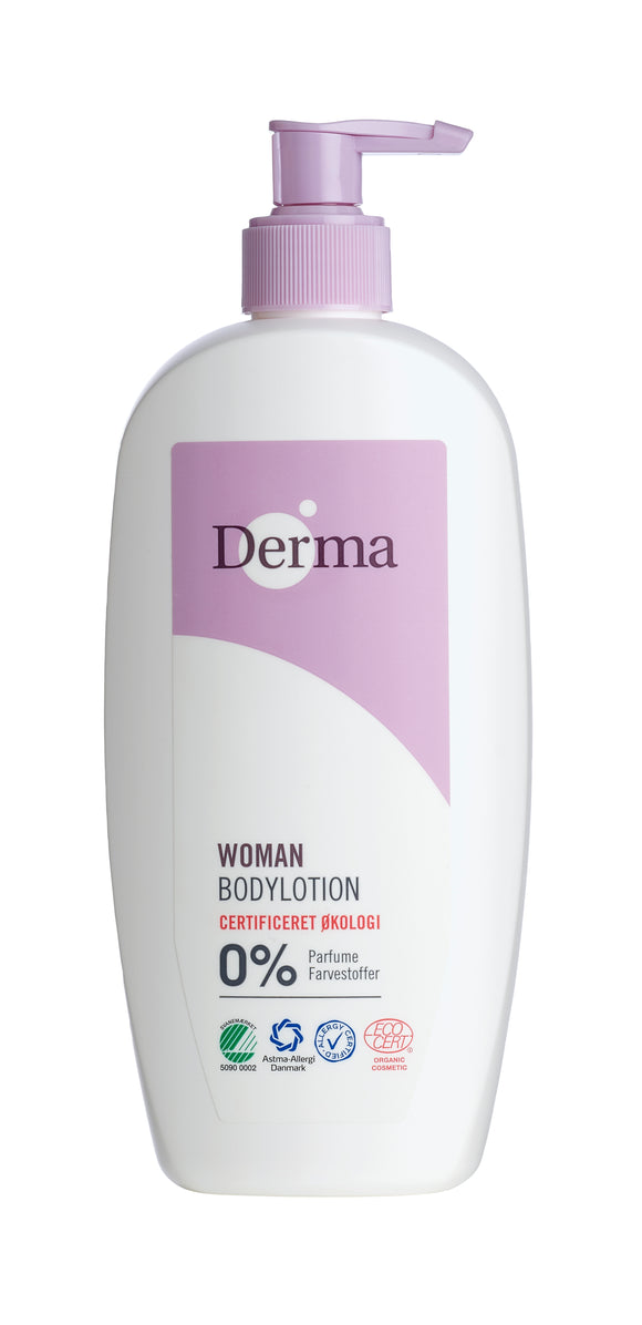Derma Eco Woman | Kropslotion (500 ml)